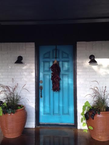 Milagro front door